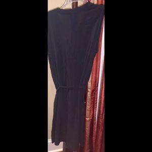 Faded Glory Tie Dress   BUNDLE ME 5/$24